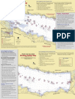 Oneida Lake Boater Safety Map
