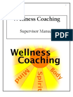 Peer Wellness Manual