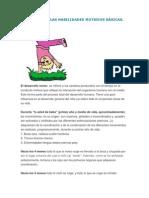 EVOLUCION DE LAS HABILIDADES MOTRICES B�SICAS.docx