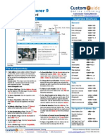 Internet Explorer Quick Reference 9
