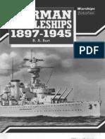 German Battleships 1897-1945