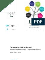 i Bioanthropological Meeting