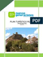 Plan Turistico Rural Belmez