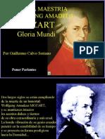 La Divina Maestria de Wolfgang Amadeus Mozart - Gloria Mundi