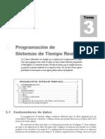 Programacion de Sistemas de Tiempo Real
