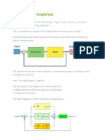 PID Controller Simplified
