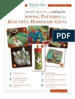 Article Festive Sewing Proj