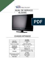 Bgh Bl3209s Lcd Tv Sm