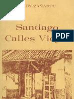 Santiago Calles viejas - Zañartu