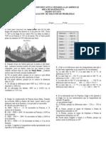 Evaluacion de Solucion de Problemas Grado 8c2ba