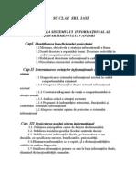 SC Clar SRL Iasi - Proiectarea Sistemului Informational Al Compartimentului Vanzari