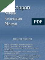 Power Point Kkm