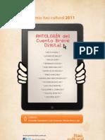 Premio ITAU 2012 - Antología de cuento