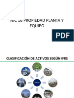 Nic 16 Propiedad Planta y Equipo