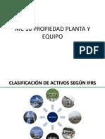 Nic 16 Propiedad Planta y Equipo1