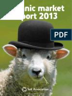 - 001 1 Organic Market Report 2013
