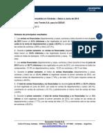 CEDUC - Indice de Ventas de Inmuebles 2013 06 - Sintesis