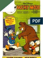 Micky Maus 1979 - Heft 33