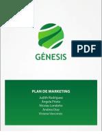 Plan Marketing Genesis A