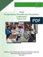 Profil Ditjen PP Dan PL 2012