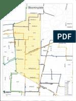 Pepco Bloomingdale Feeder Map 2013 07