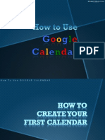 Badette_Catalla_How to Use Google Calendar