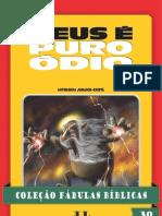 50055860 Colecao Fabulas Biblicas Volume 30 Deus e Puro Odio
