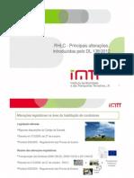 RHLC PrincipaisAlteracoes DL 138-2012