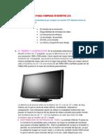 Recomendaciones Para Comprar Un Monitor Lcd