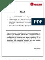 Negociacion Integral. Cap 6