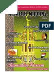 Risalah Madani Edisi Julai 2013