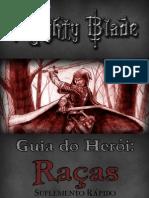 Mighty Blade Guia de Raças