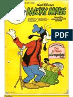 Micky Maus 1980 - Heft 22