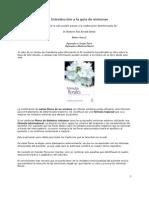 guía de síntomas FLORES DE BACH