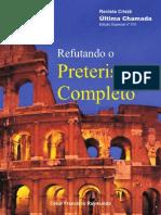 CÉSAR FRANCISCO - REFUTANDO O PRETERISMO COMPLETO