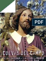 2009 - Programa de Fiestas San Isidro 2009