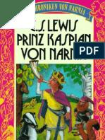 02 Die Chroniken Von Narnia - Prinz Kaspian Von Narnia