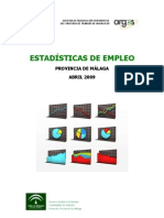 Estadísticas de Empleo. Abril 2009.doc
