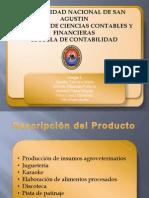 Empresa Finanzas