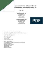 Legislacion NYC