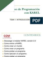1 Curso de Programacion Con KAREL (Introduccion)