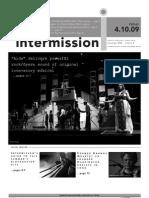 04/10/09 - Intermission [PDF]