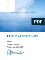 FTTH Business Guide 2013 V4.0