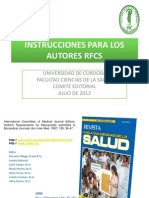 Revista Facultad Ciencias de La Salud II 2011