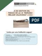 1.-Plan de Gestion de Riesgo Cajabamba