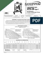 Et3m Containment Duty Data Sheet