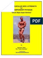 Arnolds blueprint for mammoth shoulders and arms sports nature sipes seminar malvernweather Gallery