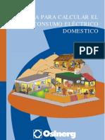 Guia Para Calcular Consumo Electrico Domestico