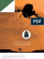 GIANT DUNG BEETLES OF THE GENUS HELIOCOPRIS