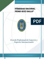 Perfil de Mercado Del Esparrago